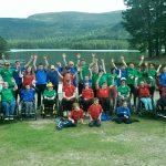 Scottish Disability Sport Junior Summer Camp