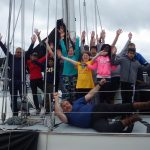 Adventure Under Sail for Young Carers