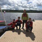 Able2Sail Sailing Season 2017