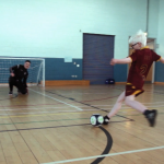 Blind/Visually Impaired Football Sessions